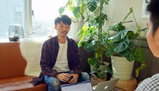 神戸起業操練所にてインタビューをしていただきました