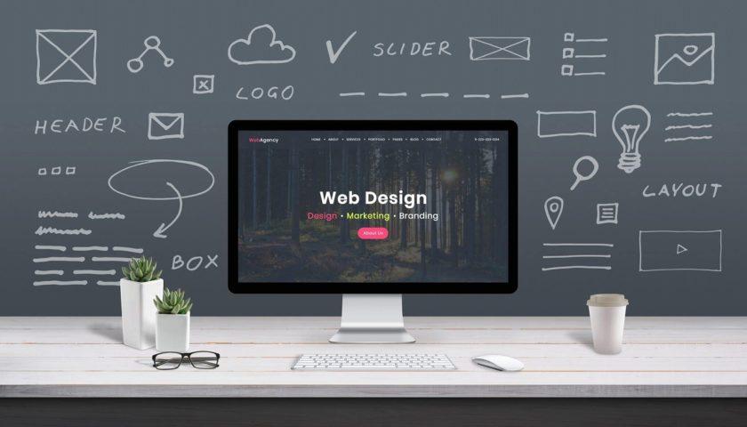PCのWebデザイン