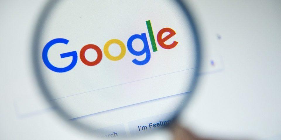 Googleに注目